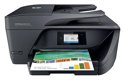 HP OfficeJet Pro 6968 All in One Inkjet Printer