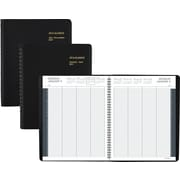 "AT-A-GLANCE® Eight Person Group Daily Appointment Book, 2017, 8 1/2"" x 11"" (70-212-77)"
