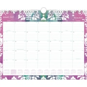 "AT-A-GLANCE® Monthly Wall Calendar, 2017, 15"" x 12"", Taryn (W142 707 17)"