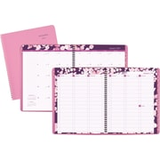 "AT-A-GLANCE® Weekly/Monthly Planner, 2017, 8 1/2"" x 11"", Rosalita (556-905-17)"