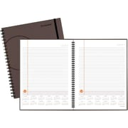 "AT-A-GLANCE® Planning Notebook with Reference Calendars, 2017, 9 3/16"" x 11"", Plan.Write.Remember.® (70-6209-30-17)"