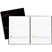 "AT-A-GLANCE® Planning Notebook with Reference Calendars, 2017, 9 3/16"" x 11"", Plan.Write.Remember.® (70-6209-05-17)"