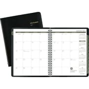 AT-A-GLANCE® Monthly Planner, 2017, 6 7/8 x 8 3/4, Recycled (70-120G-05-17)