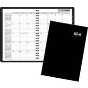 "DayMinder® Monthly Planner, Hard Cover, 2017, 7 7/8"" x 11 7/8"" (G470H-00-17)"