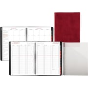 "Day-Timer® Weekly/Monthly Appointment Book/Planner, 2017, 8"" x 11"", Fashion Wirebound (33353-1701)"