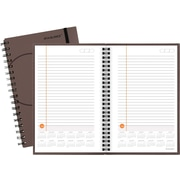 "AT-A-GLANCE® Planning Notebook with Reference Calendars, 2017, 6"" x 9"", Plan.Write.Remember.® (70-6210-30-17)"