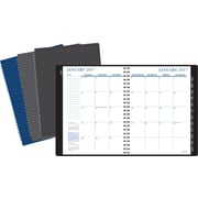 "Staples® Large Monthly Planner, 2017, 8"" x 11"" (12943-17)"