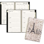 AT-A-GLANCE® Weekly/Monthly Planner, 2017, 4 7/8 x 8, Paris (179 200 17)