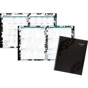 """AT-A-GLANCE® Weekly/Monthly Appointment Book/Planner, 2017, 8 1/2"""" x 11"""", Madrid (793-905-17)"""