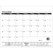 "AT-A-GLANCE® Refillable Desk Pad Refill, 2017, 22"" x 17"" (SK22 50 17)"