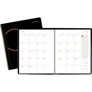 "AT-A-GLANCE® Monthly Planner & Notebook, 2017, 9 1/2"" x 11"", Plan. Write. Remember.® (70-6206-05-17)"
