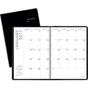"AT-A-GLANCE® Monthly Planner, 2017, 7"" x 10"" (70-432-05-17)"