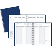 "Staples® Medium Weekly/Monthly Planner, 2017, 6 7/8"" x 8 3/4"" (26404-17-CC)"