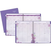 "AT-A-GLANCE® Weekly/Monthly Appointment Book/Planner, 2017, 8 1/2"" x 11"", Beautiful Day (938P-905-17)"