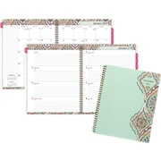 "AT-A-GLANCE® Weekly/Monthly Planner, 2017, 8 1/2"" x 11"", Marrakesh (182-905-17)"