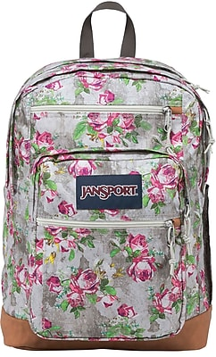 Jansport Cool Student Backpack, Multi Concrete Floral (A2SDD0KL)