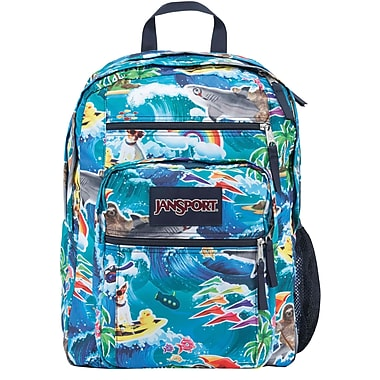 Jansport Big Student Backpack, Wet Sloth (TDN70L2) | Staples®