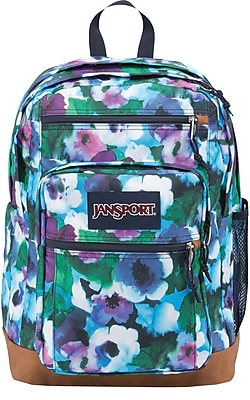 Jansport Cool Student Backpack, Blue Watercolor (A2SDD0D9)