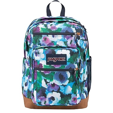 Jansport Cool Student Backpack, Blue Watercolor (A2SDD0D9) | Staples®