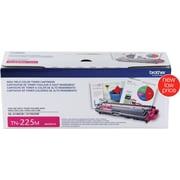 Brother Toner Cartridge, Magenta, High Yield (TN225M)