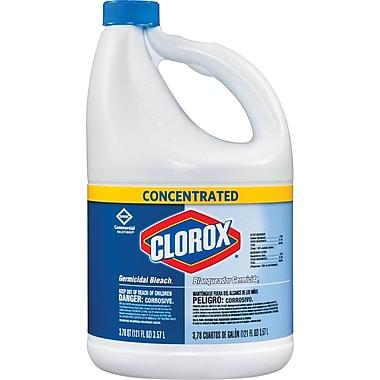 Clorox® Concentrated Germicidal Bleach, 121 oz.
