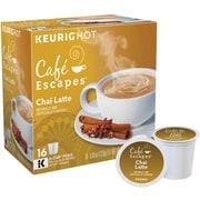 Keurig® K-Cup® Cafe Escapes™ Chai Latte, 16 Pack