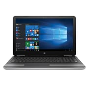 HP Pavilion 15-au062, 15.6, Intel Core i5-6200U Processor, 8 GB RAM, 1 TB SATA, Windows 10, Silver Notebook