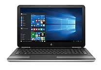 HP Pavilion 15-au062nr, 15.6, Intel Core i5-6200U Processor, 8 GB RAM, 1 TB SATA, Windows 10, Silver Notebook