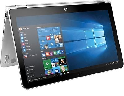 HP Pavilion x360 15 bk010nr 15.6 Intel Core i5 6200U Processor 8 GB RAM 1 TB Windows 10 Touchscreen Notebook