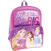 Disney Princess Backpack with Lunch Bag (PR27645-SC-PK)