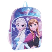 Disney Frozen 3D Backpack (FZ27402-SC-PU)