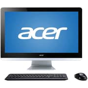 Refurbished Acer Aspire ZC-700G All-in-One Computer Intel Celeron N3150 Quad Core 1.6Ghz 4GB RAM 500GB HD Windows 10