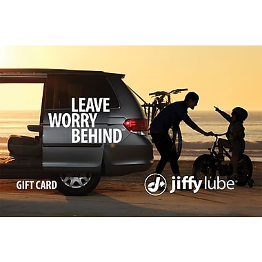 Jiffy Lube Gift Cards