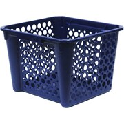 United Solutions Large Nesting Stacking Crate, Navy (CR0340)