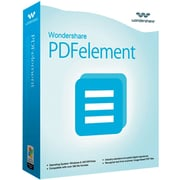 Wondershare PDFelement for Windows (1 User) [Download]