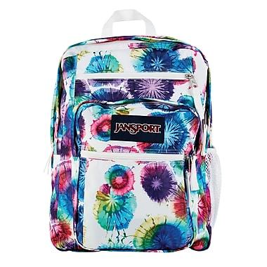 Jansport Big Student Backpack, Multi Tie Dye Swirls (TDN70JX ...