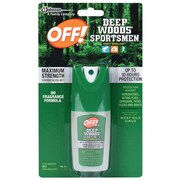 OFF! Deep Woods® Sportsmen Insect Repellent, Maximum Strength, Unscented, 1 oz.