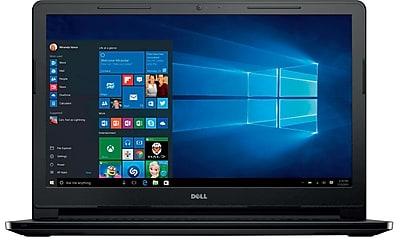 Dell Inspiron I3558 14590BLK 15.6 Laptop Intel Core i5 5200U Processor 8GB RAM 1 TB Hard Drive Windows 10 Black