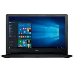 Dell Inspiron I3558-14590BLK 15.6 Laptop (Intel Core i5-5200U Processor, 8GB RAM, 1 TB Hard Drive, Windows 10, Black)