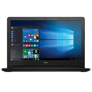 "Dell i3552-3240BLK 15.6"",Intel Pentium N3700 1.6GHz Processor, 4 GB RAM, 500 GB HDD, Windows 10 Black Notebook"