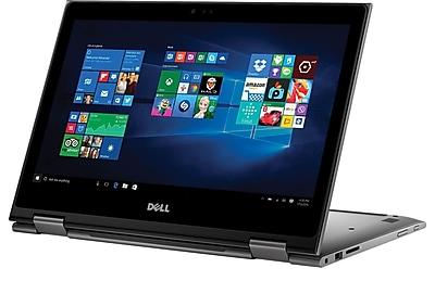Dell Inspiron 13 I5368 2405GRY Touchscreen 13.3 Intel i3 6100U Processor 8GB RAM 500GB Hard Drive Windows 10 Notebook
