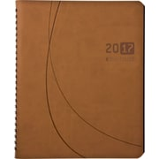 """Day-Timer® Monthly Planner, 2017, 8 1/2"""" x 11"""", Essentials Wirebound, Notebook Size (45222-1701)"""
