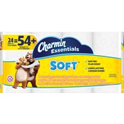 Charmin® Essentials Toilet Paper 24 Giant Rolls, Soft or Strong