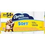 Charmin Essentials Soft Toilet Paper 24 Giant Rolls