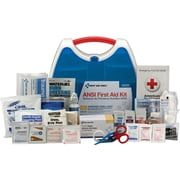First Aid Only™ ReadyCare First Aid Kit, ANSI A+, 50 Person, 260 Pieces