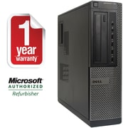 Refurbished Dell 790 Desktop Intel Corei5-2400 3.1GHz 4GB Ram 320GB Hard Drive DVD-CDRW Win 7 Pro(64bit)