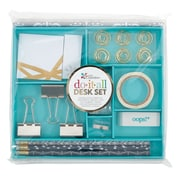 Erin Condren Do-It-All Desk Set, Metallic (2106861)