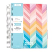 2016-2017 Erin Condren 18 Month Vertical LifePlanner™, Braided Hues (2106858)