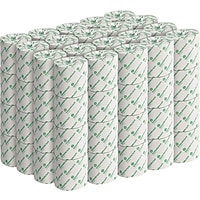 Sustainable Earth by Staples Bath Tissue, 2-Ply, 80 Rolls/Case (White)