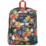 Jansport Superbreak Backpack, Multi Lost Marbles (JS00T5010JM)